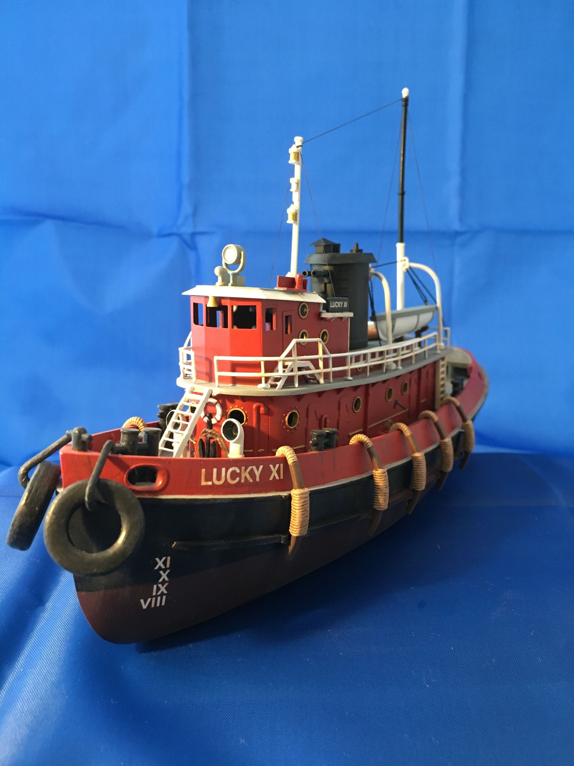Harbour Tug Boat Lucky Xi 1 108 Revell 2016
